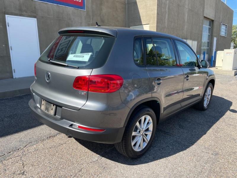 Volkswagen Tiguan Limited 2018 price $19,495