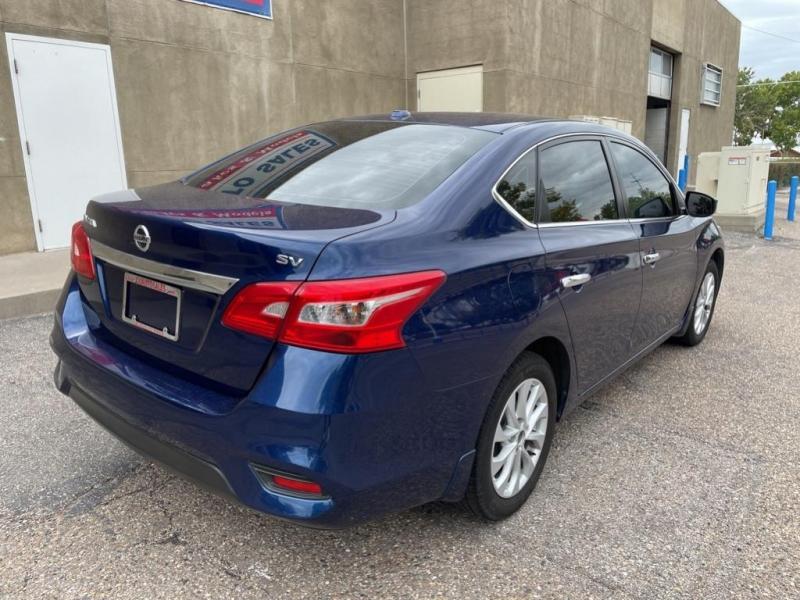 Nissan Sentra 2018 price $15,995