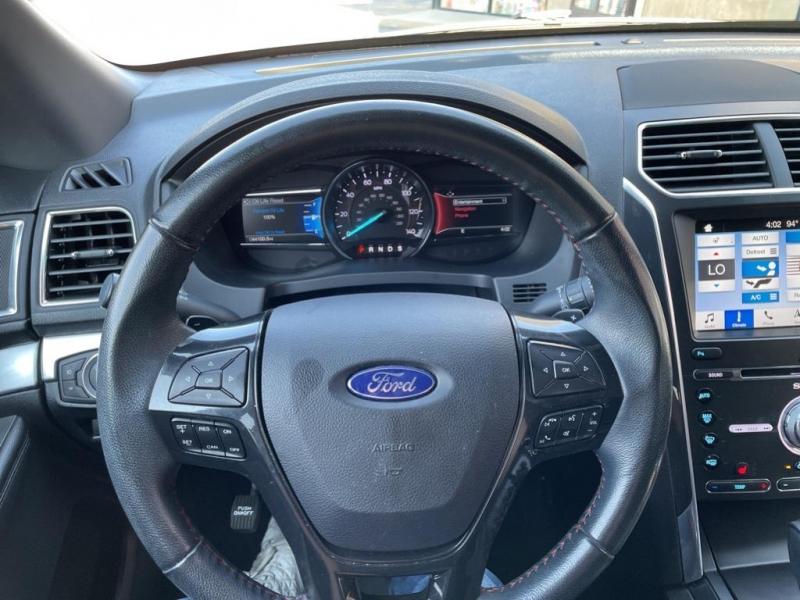 Ford Explorer 2018 price $38,995
