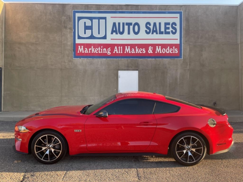 Ford Mustang 2020 price $37,995
