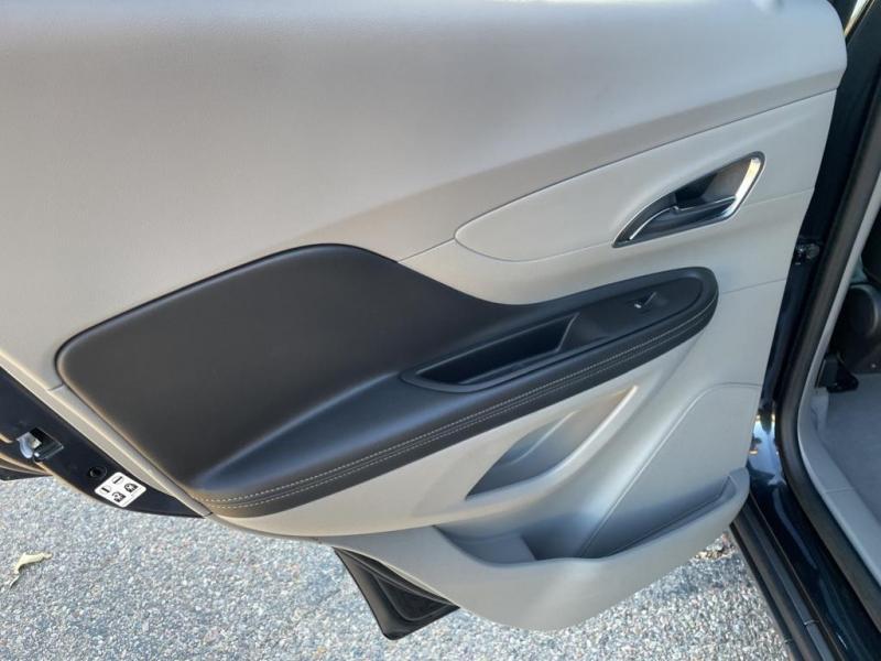 Buick Encore 2016 price $20,495