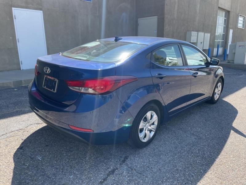 Hyundai Elantra 2016 price $16,995