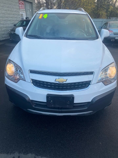 2014 Chevrolet Captiva Sport Ls 4dr Suv W 2ls Right Choice Automotive Inc Dealership In Rochester