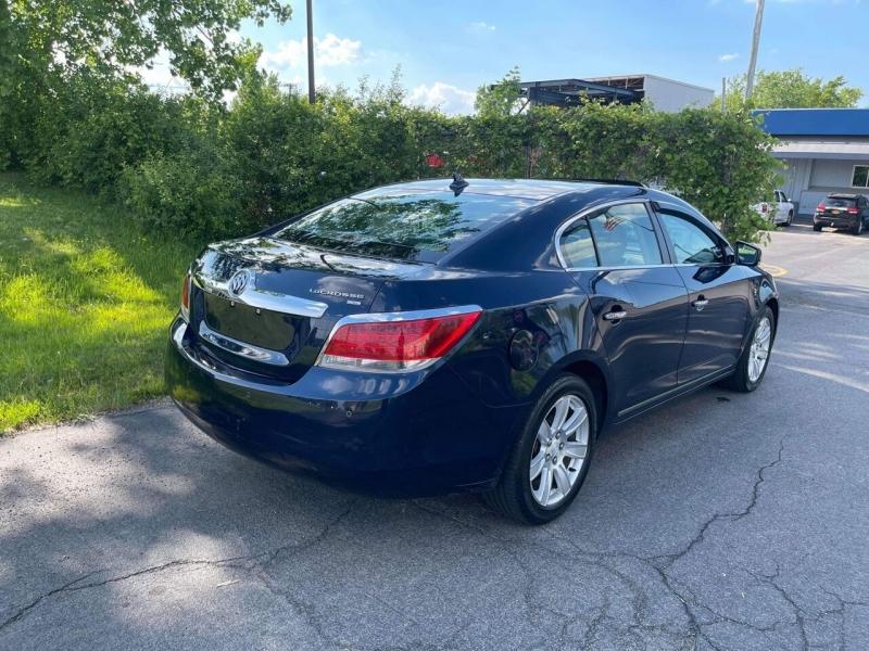 Buick LaCrosse 2011 price $9,600