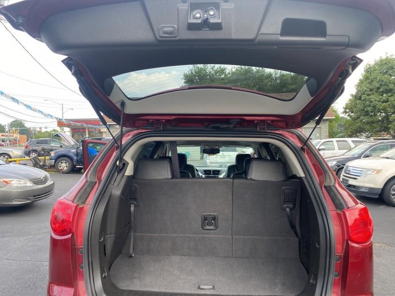 Chevrolet Traverse 2010 price $8,999