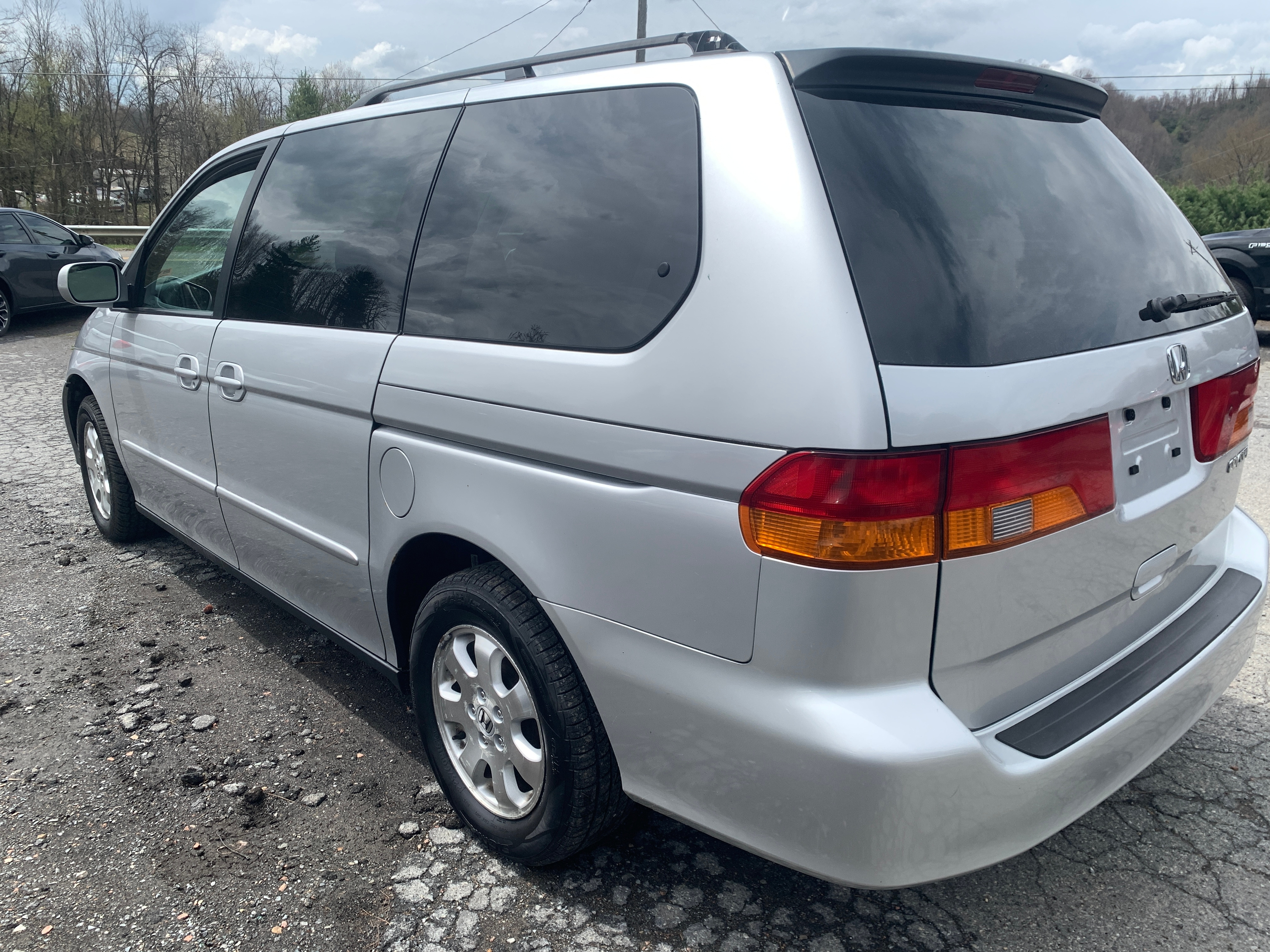 2004 honda odyssey 5dr ex l w leather linville creek auto sales dealership in zionville 2004 honda odyssey 5dr ex l w leather