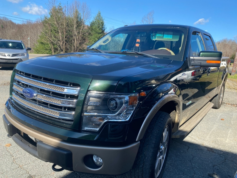 Ford F-150 2013 price $22,475