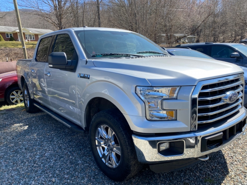 Ford F-150 2016 price $18,985
