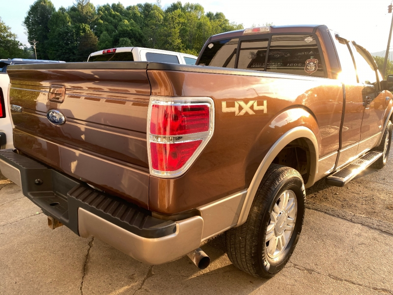 Ford F-150 2011 price $17,275