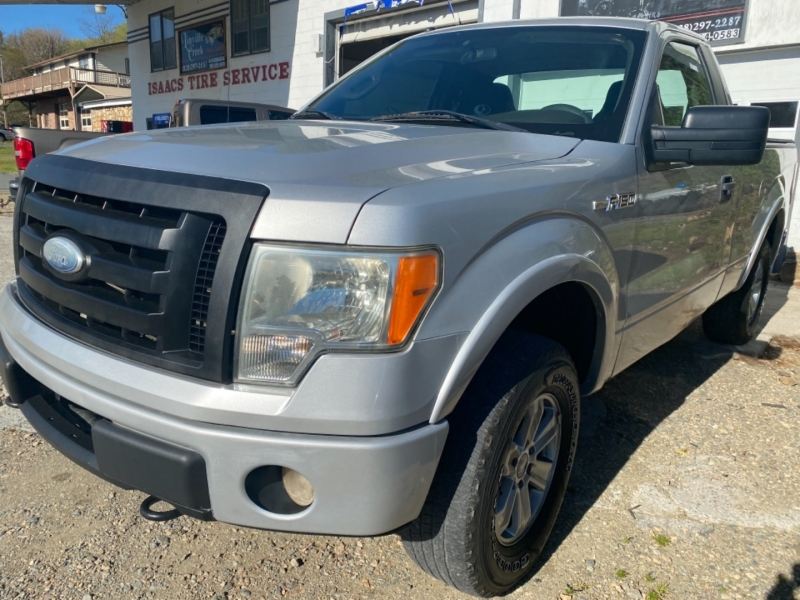 Ford F-150 2009 price $13,850