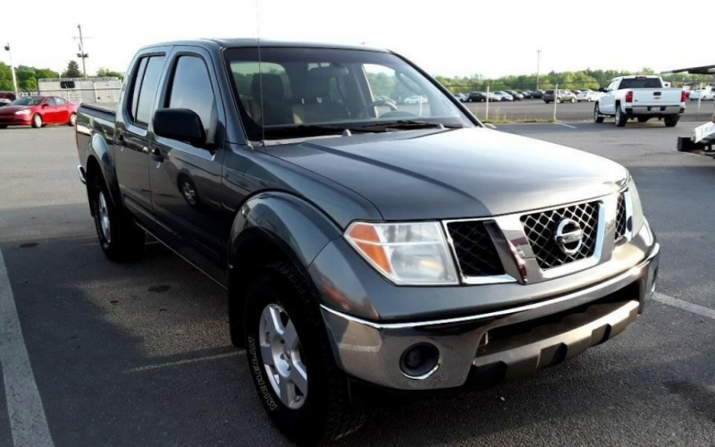 Nissan Frontier 2007 price $12,775