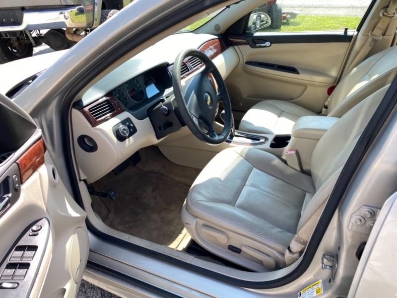 Chevrolet Impala 2009 price $7,495