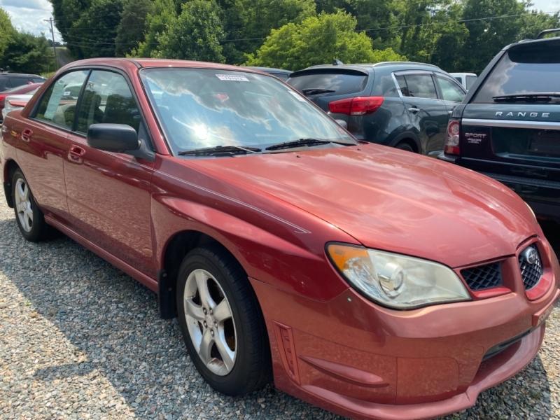 Subaru Impreza 2007 price $7,495
