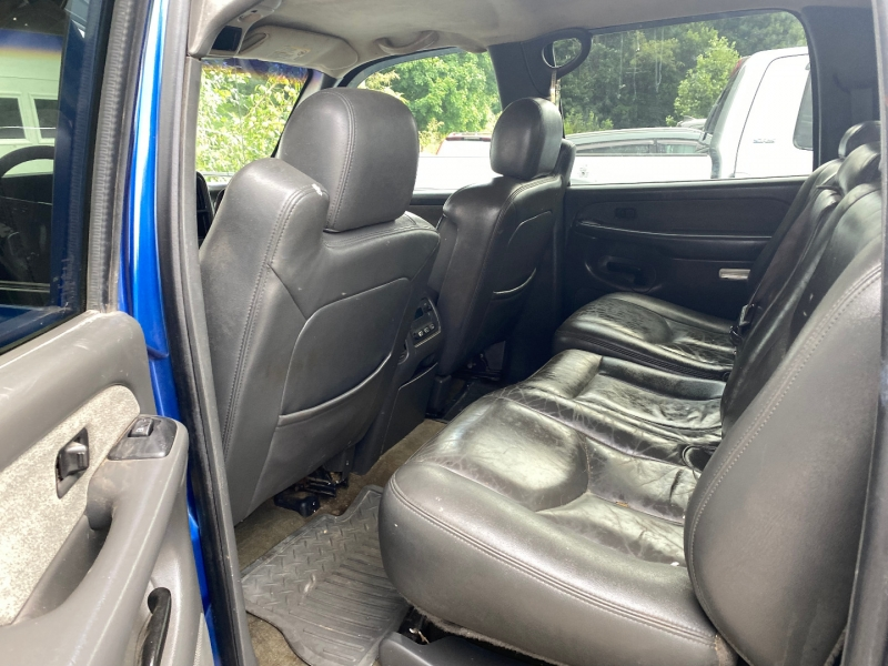 Chevrolet Silverado 1500 2003 price $7,495
