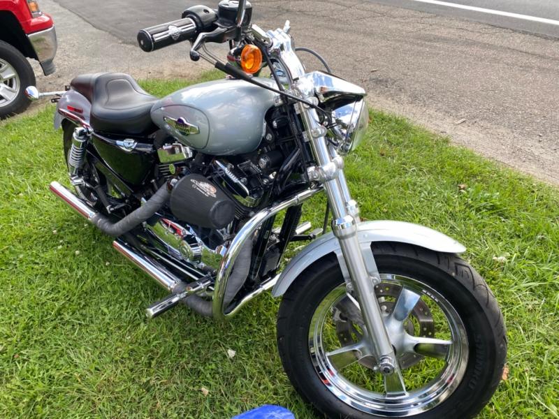 Harley-Davidson Sportster 1100 2012 price $8,475