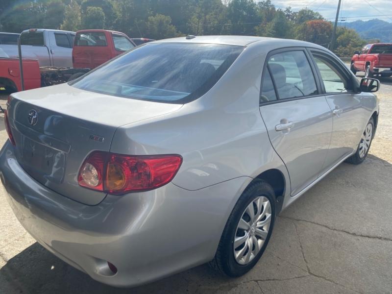 Toyota Corolla 2009 price $9,775