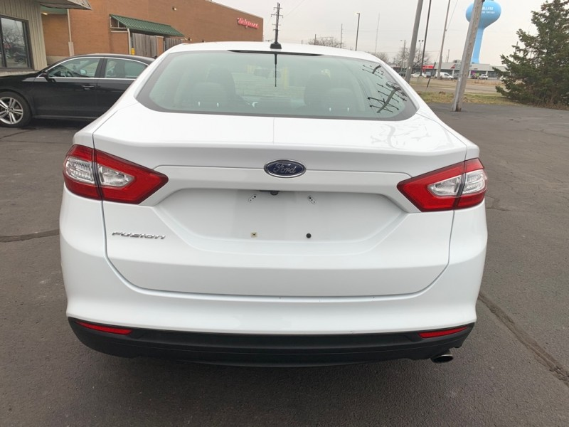 FORD FUSION 2016 price $14,995