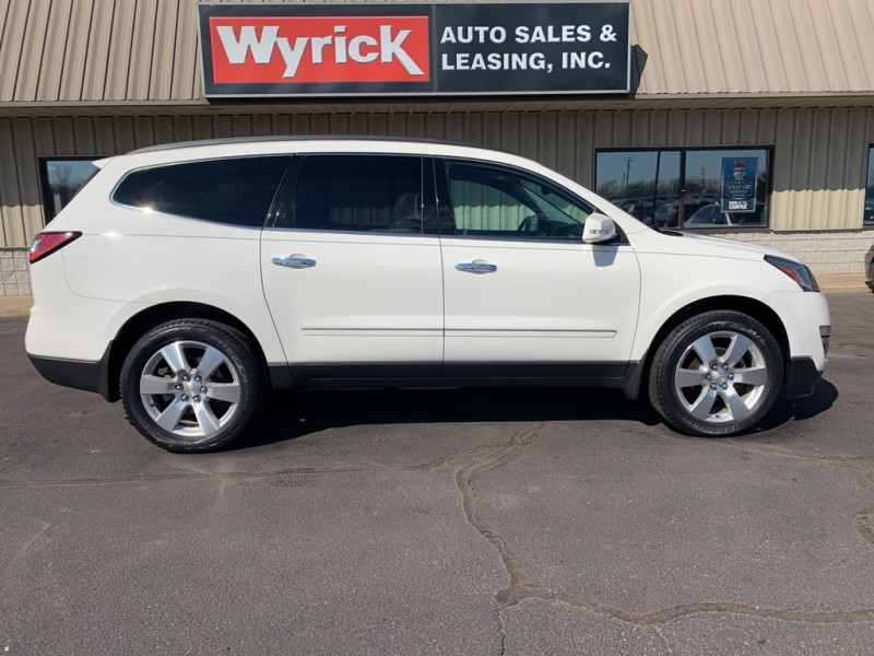 CHEVROLET TRAVERSE 2015 price $20,995