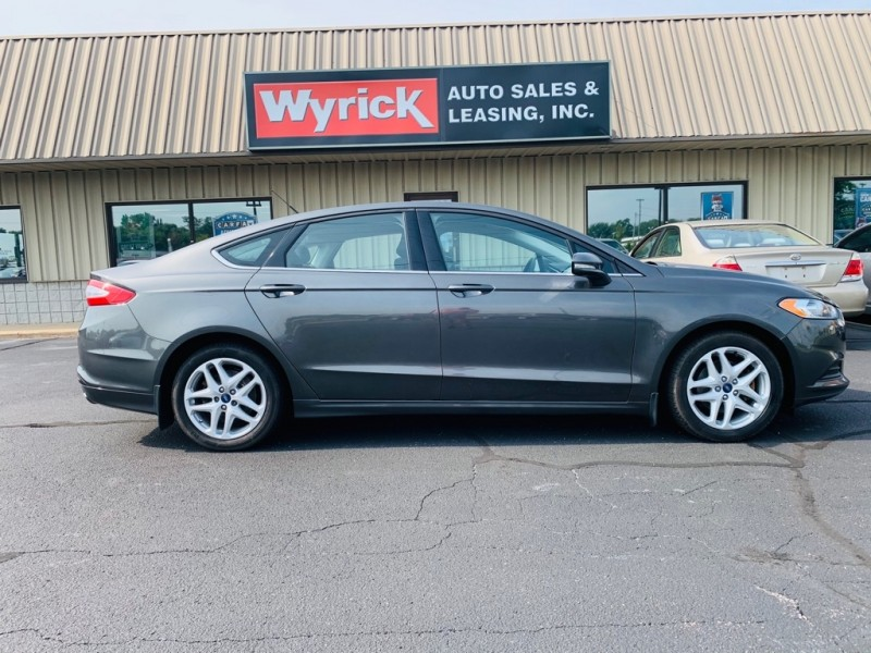 FORD FUSION 2015 price $13,495