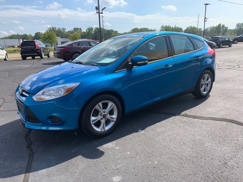FORD FOCUS 2013 price $10,995
