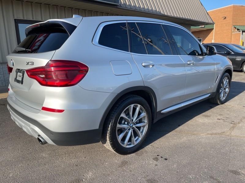 BMW X3 2018 price $33,495