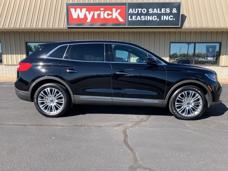 LINCOLN MKX 2017 price $24,995