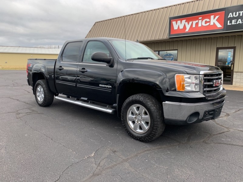 GMC SIERRA 2012 price $21,995