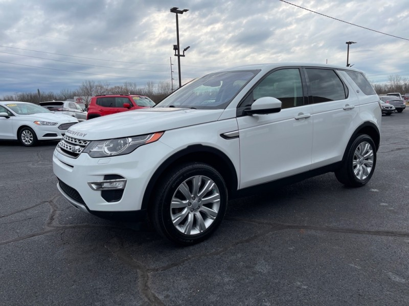 LAND ROVER DISCOVERY SPORT 2016 price $24,495