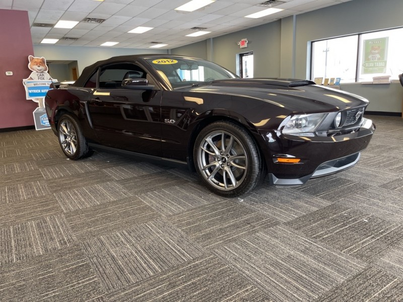 FORD MUSTANG 2012 price $23,995