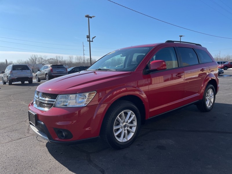 DODGE JOURNEY 2016 price $14,795