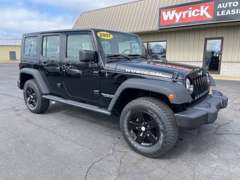 JEEP WRANGLER 2007 price $19,995