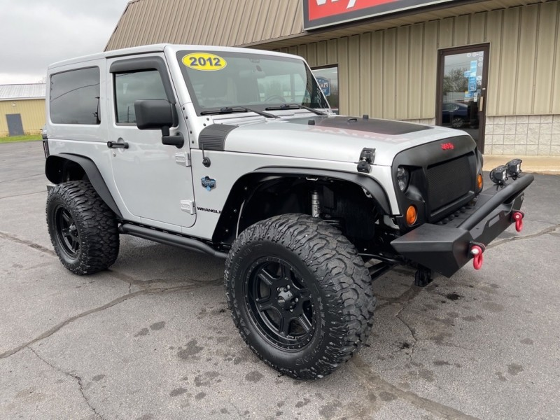 JEEP WRANGLER 2012 price $24,995