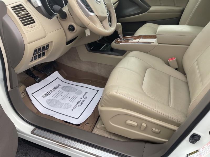 NISSAN MURANO 2012 price $16,995