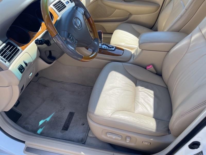LEXUS ES 2005 price $5,595