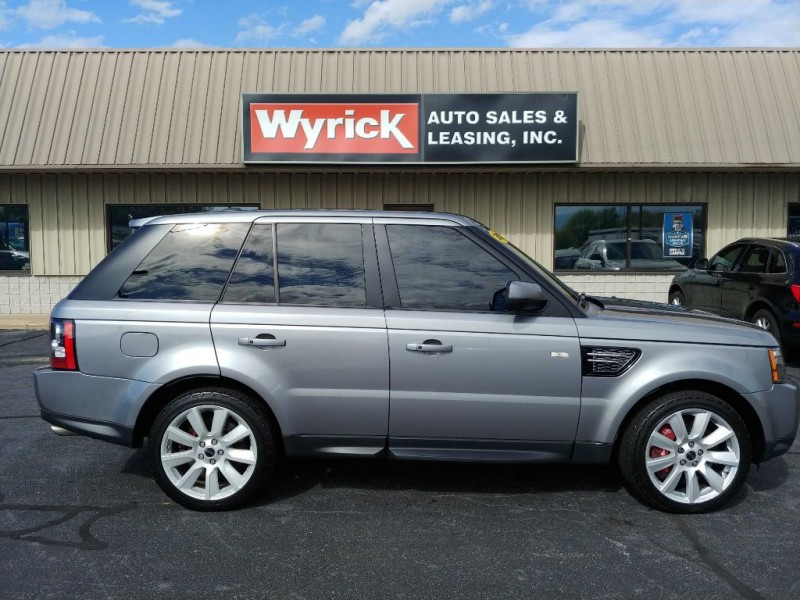 LAND ROVER RANGE ROVER SPO 2013 price Call for Pricing.