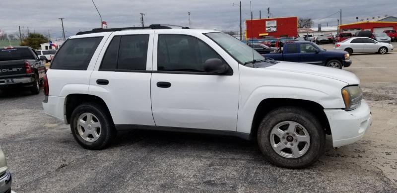 Chevrolet TrailBlazer 2002 price $3,995