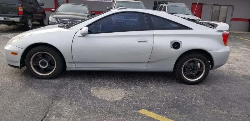 Toyota Celica 2002 price $2,995