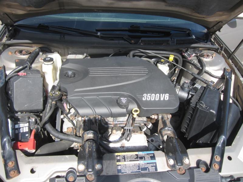 Chevrolet Impala 2007 price $4,495