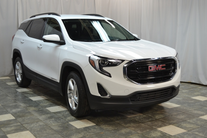 GMC Terrain 2018 price $19,745
