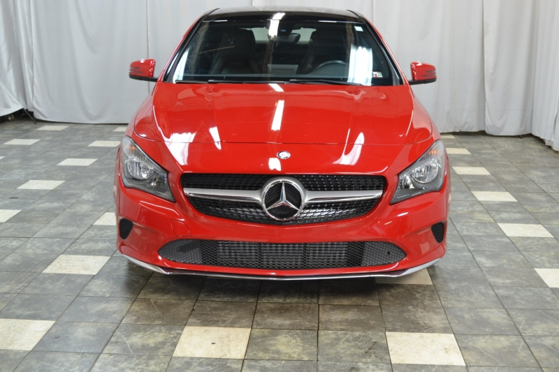 Mercedes-Benz CLA 2017 price $23,645