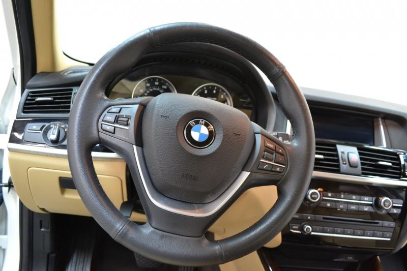 BMW X3 2017 price $25,795