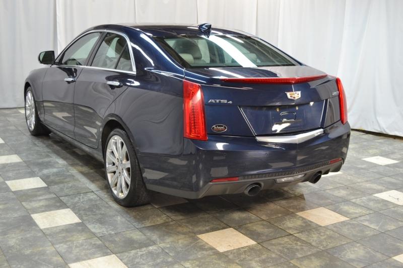 Cadillac ATS Sedan 2016 price $17,495