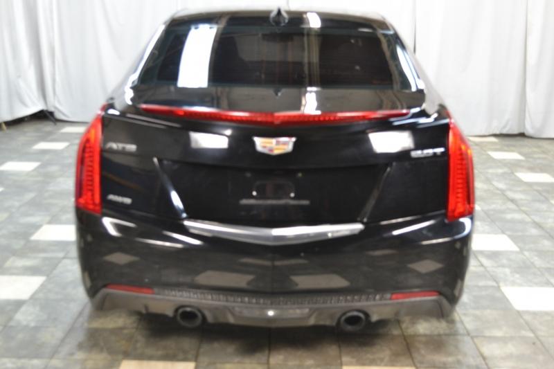 Cadillac ATS Sedan 2018 price $22,995