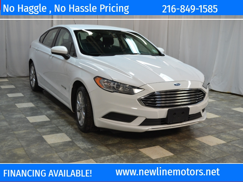 Ford Fusion 2017 price $11,895