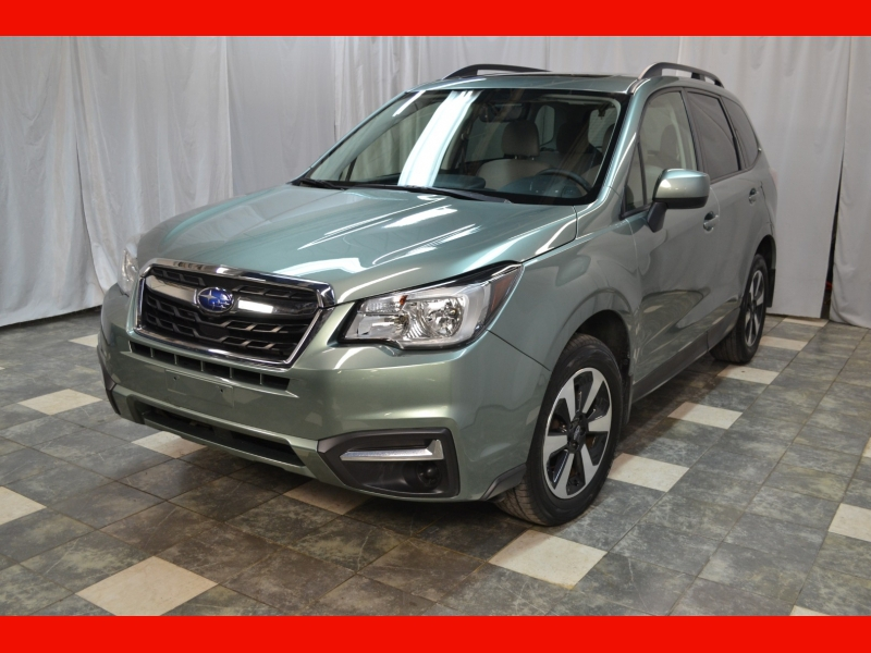 Subaru Forester 2018 price $17,895