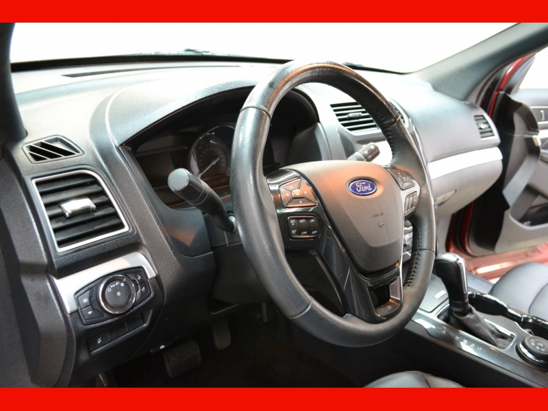 Ford Explorer 2017 price $24,395