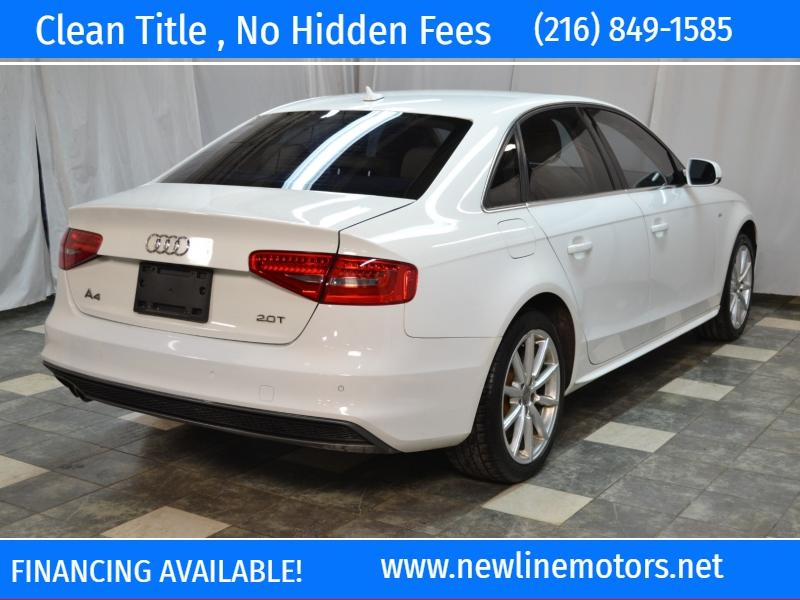 Audi A4 2014 price $15,450