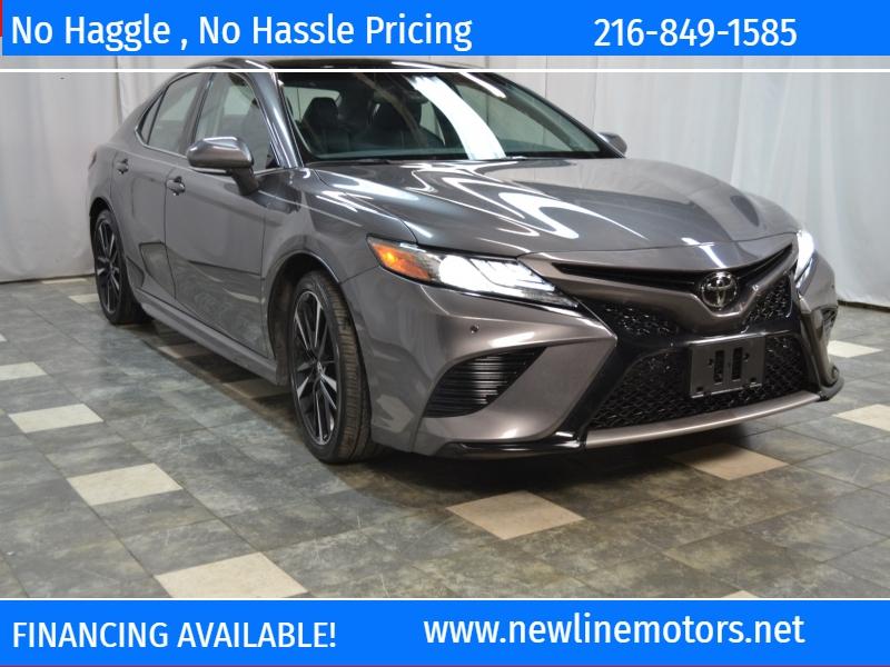 Toyota Camry 2018 price $20,395