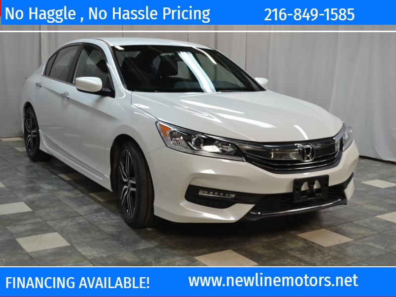 Honda Accord Sedan 2017 price $16,795