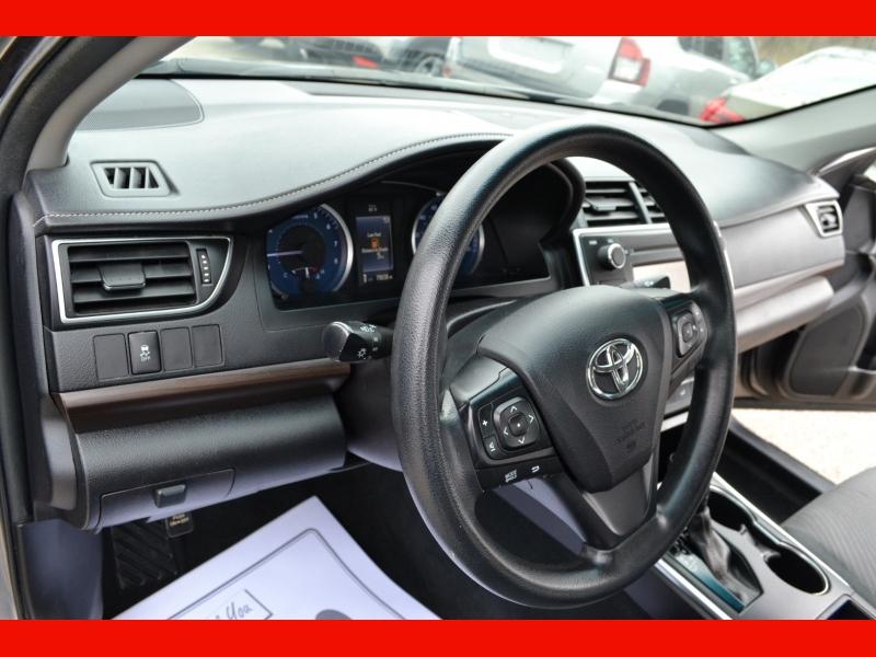 Toyota Camry 2017 price $12,795